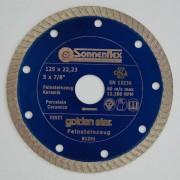 Disc diamantat pentru gresie,faianta si piatra 125x1.2x22.23mm Sonnenflex 81251_7