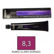 Loreal DIALIGHT 8,3 Rubio Claro Dorado - tinte 50ml