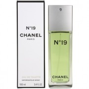 Chanel No.19 Eau de Toilette para mulheres 100 ml