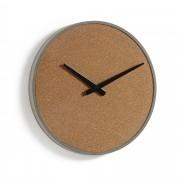 Kave Home Reloj de pared Knack 35 cm