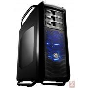 "CoolerMaster BigTower COSMOS SE, ATX, w/o PSU, Black, Fan 3x12cm/1x14cm, 3x5.25"", 8x3.5"", 18x2.5"", USB3.0/audio (COS-5000-KWN1)"