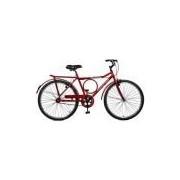 Bicicleta Aro 26 Freio Manual Super Barra - Master Bike - Vermelho