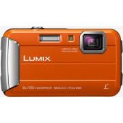 Panasonic Lumix DMC-FT30 Etanche Orange