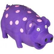 Multi Pet Multipet International 61006 Dog Toy, Plush Grunting Pig Quantity 3