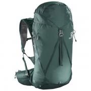 Salomon - Out Night 30+5 - Sac à dos de randonnée taille 35 l - M/L, turquoise/noir/gris