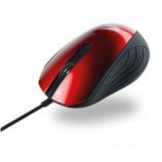 Мишка Sweex MI082, оптична (1000 dpi), жична, USB, черна