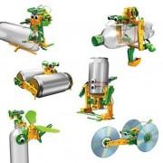 Energiatakarékos oktató játék Solar Recycler