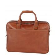 Castelijn & Beerens Handtas Verona Laptop Bag 15.6 inch Bruin