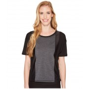 The North Face Determination Short Sleeve Top TNF Black