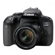 Canon Kit Aparat Foto EOS 800D DSLR 24.2MP CMOS cu Obiectiv EF S 18 55mm f 4 5.6 IS STM