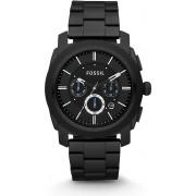 Fossil Zwart Mannen Horloge FS4552