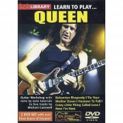 Roadrock International Lick Library: Learn To Play Queen DVD