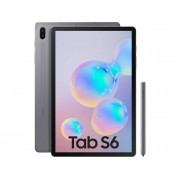 Samsung Tablet SAMSUNG Galaxy TAB S6 - SM-T860NZAAPHE (10.5'', 128 GB , RAM: 6 GB, Gris)
