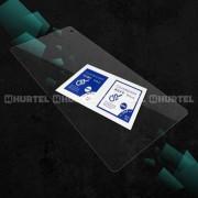 Capa Bolsa Dura Rígida + Película para Nokia Lumia 530
