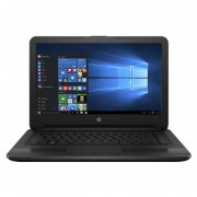 Laptop Hp Notebook 240g5 14 Intel N3060 4gb 500gb W10 W6b87lt-negro