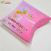 Cutiuță Mărturie Personalizată Pillow - Carton Glossy