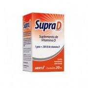 Vitamina D Supra D Com 20 Ml
