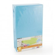 Cearceaf cu elastic (Dimensiunile saltelei: 140 x 200, Culori disponibile: Rosu)