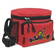 Peace Frog Lunch Bags Peace Frogs Lunch Box Coolers