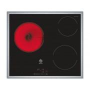 Balay Placa de Vitrocerámica BALAY 3EB714XR (Caja Abierta - Eléctrica - 58.3 cm - Negro)