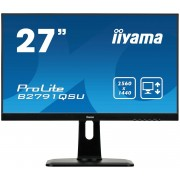 IIYAMA ProLite B2791QSU-B1 Monitor Piatto per Pc 27'' Quad Hd Tn Opaco Nero