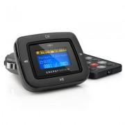 Energy Sistem Car MP3 1100 trasmettitore FM 87,5 - 108 MHz Cablato Nero