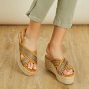 Sandales à plateformes