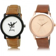 The Shopoholic White Rose Gold Combo Stylist Designer Combo Pack 2 White And Rose Gold Dial Analog Watch For Boys Analog Watches For Men