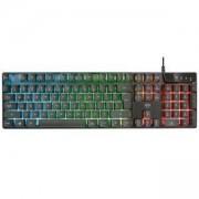 Клавиатура TRUST GXT 835 Azor Gaming Keyboard US, Anti-Ghosting, 23651