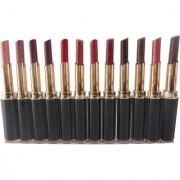 TLM GCI Bright Moist Lipstick 100% Fashion 99143F 2.5g X 12 pcs
