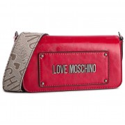 LOVE MOSCHINO Handväska LOVE MOSCHINO - JC4224PP07KC150A Rosso/Jacquard Nat.