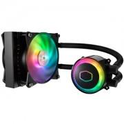 Cooler CPU Cooler Master MasterLiquid ML120R RGB, racire cu lichid, MLX-D12M-A20PC-R1