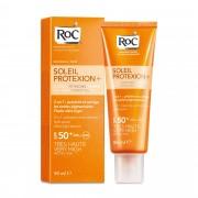 Roc Soleil Protect - Fluido Viso Anti-Macchie Brune Uniformante Spf50+ (50ml)