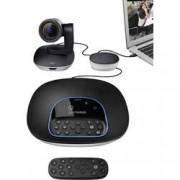 Logitech Full HD webkamera Logitech GROUP, stojánek