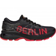 Asics GEL- Kayano 25 Berlin - scarpe running stabili - uomo - Black/Red