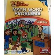 Kenny Kangaroo Series Math Word Problems Grade 1