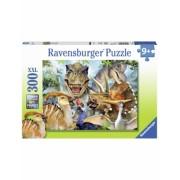 Puzzle Poza Dinozaurilor, 300 Piese Ravensburger