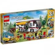 Конструктор ЛЕГО Криейтър - Места за ваканция, LEGO Creator, 31052