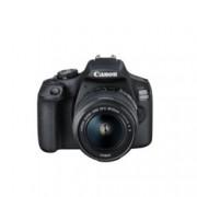 "Canon EOS 2000D + обектив EF-s 18-55mm f/3.5-5.6 IS II, 24.1 MPix, 3.0""(7.62cm) LCD дисплей, SD card слот, HDMI Mini(Type-C), Wi-Fi, NFC"