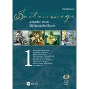Edition Dux - Saitenwege - 500 Jahre Musik für klassische Gitarre