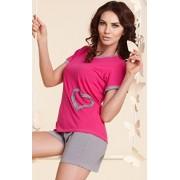 Marisol piżama (różowo-popielaty)