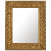 Spegelverkstad Spegel Skokloster Guld - Egna mått