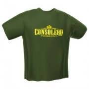 GamersWear Consolero T-Shirt Olive (XL)
