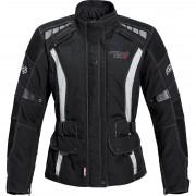 reusch Motorradjacke, Motorradschutzjacke reusch Damen Touren Leder-/Textiljacke 1.0 schwarz XL schwarz