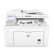 Мултифункционално лазерно устройство HP LaserJet Pro MFP M227fdn, монохромен принтер/копир/скенер/факс, 1200x1200dpi, 28 стр/мин, Lan, USB, A4