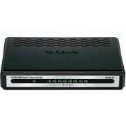 Lan Switch Dlink GO-SW-8G, 8-Port Gigabit 10/100/1000Mbps Desktop Switch *