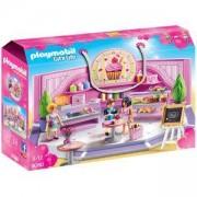 Комплект Плеймобил 9080 - Магазин за кексчета, Playmobil, 2900261