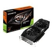 GIGABYTE Video Card NVidia GeForce GTX 1660 Ti WINDFORCE 6GB GDDR6 192-bit (GV-N166TWF2-6GD)
