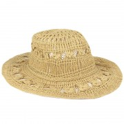 Kalap PEPE JEANS - Sieenna Hat PL040249 Natural 816