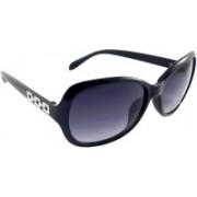 Els Oval Sunglasses(Black)